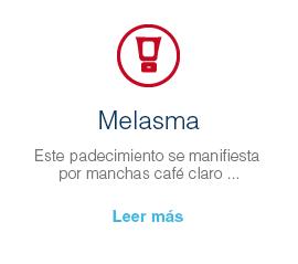 Melasma (Paño o Cloasma)